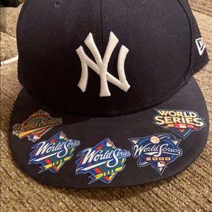 Yankees Derek Jeter hat